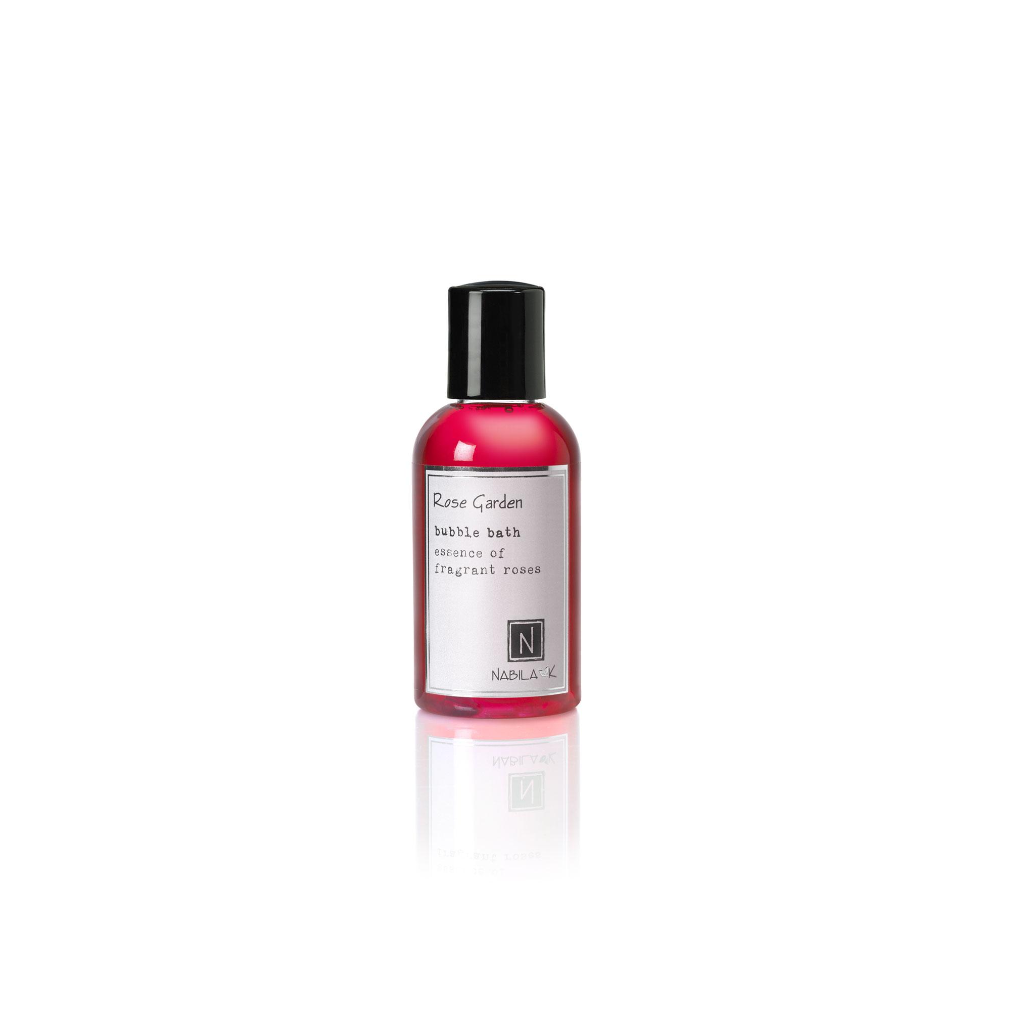 1 2oz bottle of rose garden bubble bath essence of fragrant roses