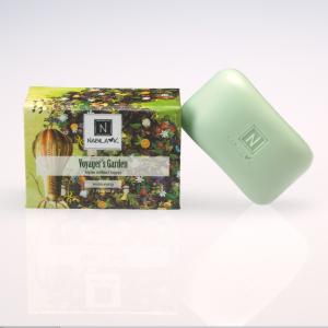 1 Bar of Nabila K's Voyager's Garden Soap Triple Milled Soap