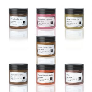 Body Scrubs Travel Size