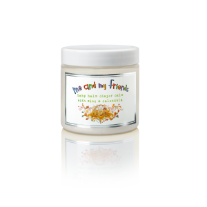 Nabila K's Me and My Friends baby balm diaper calm with zinc and calendula