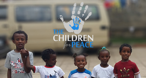 The Children of Peace Logo