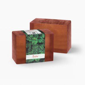 2 Bars of Nabila K's Boho Full Bloom Glycerin Soap