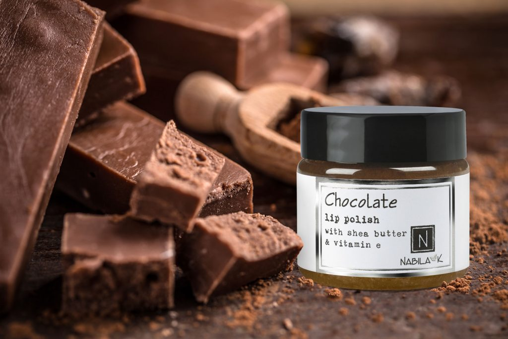 Chocolate Lip Polish