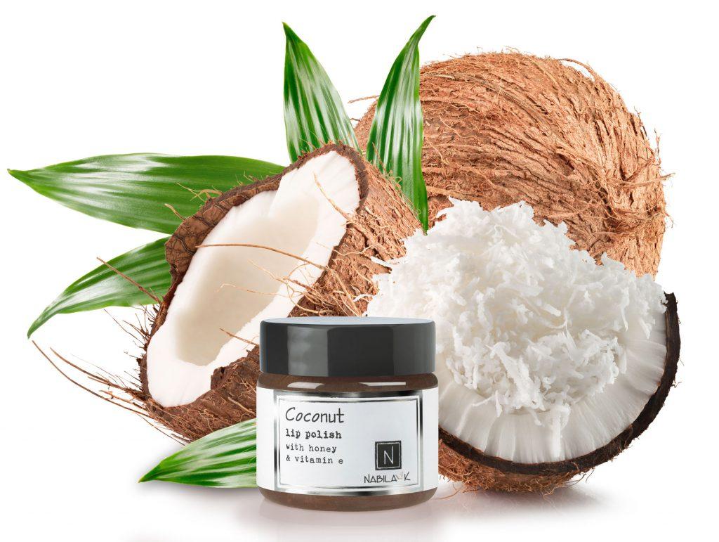 Coconut Lip Polish