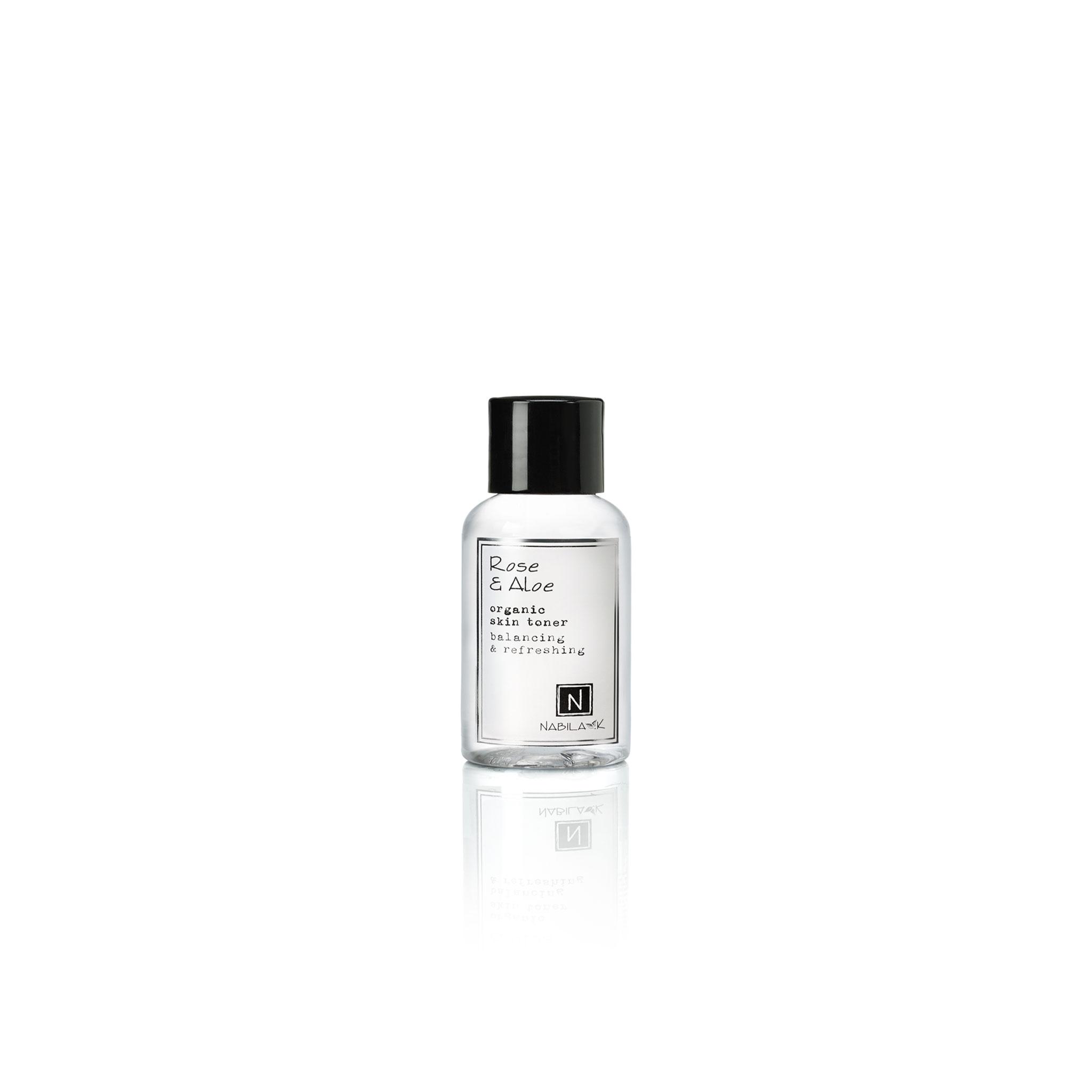 2.4oz Rose and Aloe Organix Skin Toner Balancing and Refreshing
