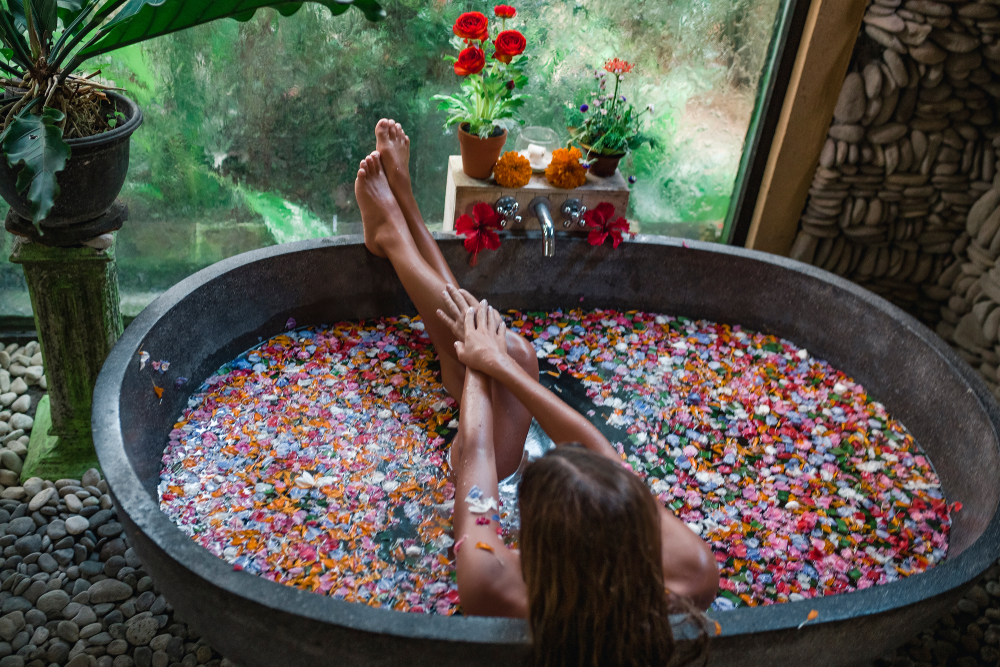 Healing Herbal Baths