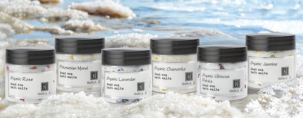 Organic Dead Sea Salts